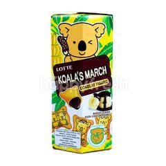 Lotte Koala's March Pisang Cokelat
