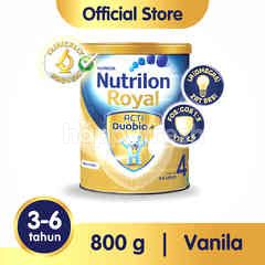 Nutricia Nutrilon Royal 4 Susu Formula Bayi Rasa Vanila
