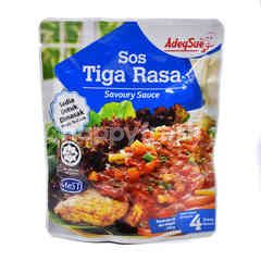 Adeqsue Savoury Sauce (Sos Tiga Rasa)