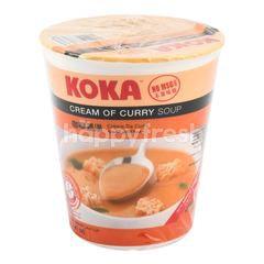 Koka Krim Sup Kari
