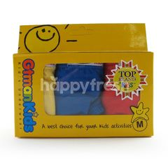 GT Man Kids Underwear GTMK-01 Size M