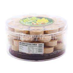 Smashed Nuts Cookies (Biskut Kacang Tumbuk)