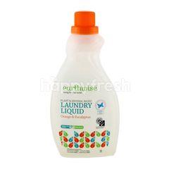 Earthwise Plant & Mineral Based Laundry Liquid Orange & Eucalyptus