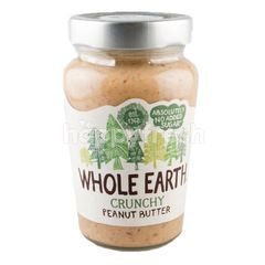 Whole Earth Crunchy Peanut Butter