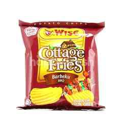 Wise Cottage Fries Barbeque Potato Chips