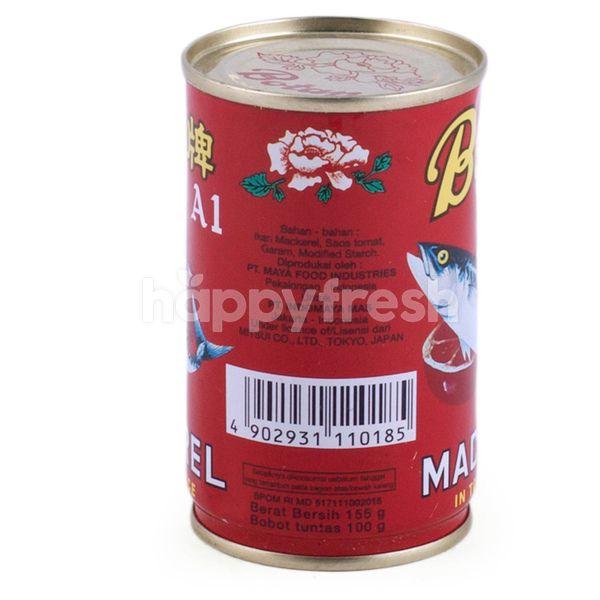 Botan Mackerel in Tomato Sauce