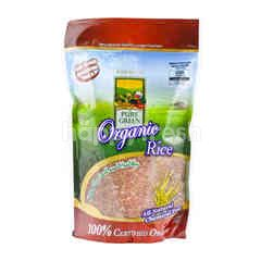 Pure Green Organic Red Rice