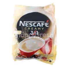 Nescafé 3-in-1 White & Creamy Instant Coffee