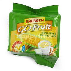 Energen Go-Fruit Real Sweet Corn Instant Cereal