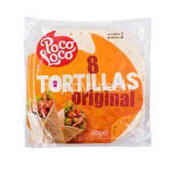 Poco Loco Flour Tortillas Original