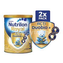 Nutricia Nutrilon Royal 3 Susu Bubuk Formula Rasa Madu Twinpack