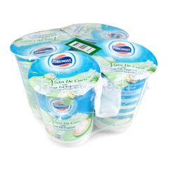 Foremost Low Fat Yogurt With Nata De Coco