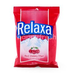 Relaxa Red Cherry Mint Candy