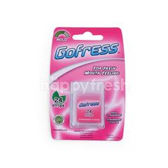 GoFress Strawberry Mint