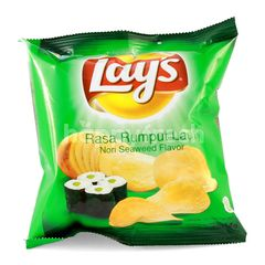 Lay's Potato Chips Seaweed Flavor