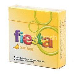 Fiesta Banana Condom