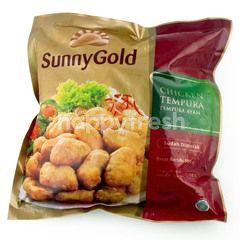 Sunny Gold Chicken Tempura