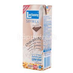 Lactasoy Susu Kedelai Cokelat