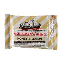 Fisherman's Friend Madu & Lemon