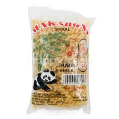 Panda Spiral Macaroni Pasta