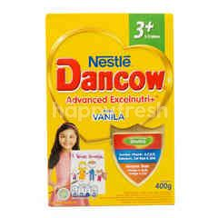 Dancow Excelnutri+ Powdered Vanilla Milk 3+