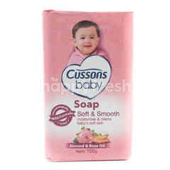 Cussons Baby Soap Soft & Smooth