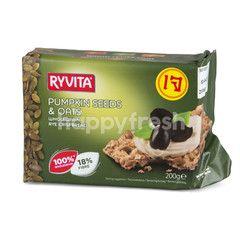 Ryvita Pumpkin Seeds & Oats Rye