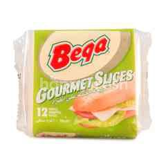 Bega Gourmet Slices Cheese (12 Slices)