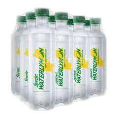 Sprite Waterlymon dengan Lemon 425ml dan Lime 12 Pack