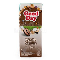 Good Day White Vanilla Coffee Drinks