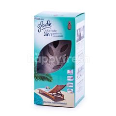 Glade Automatic Spray Device 3in1 Air Freshener
