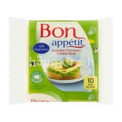 Bon Appetit Australian Processed Cheese Slices (10 Pieces)