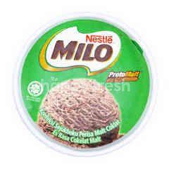 Milo Choco Malt Ice Cream