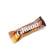 Lotte confectionery Ghana Chocobar Almond Chocolate