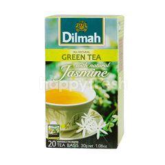 ดิลมา ชาเขียวกลิ่นมะลิ