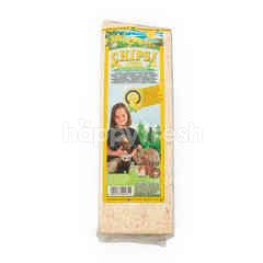 Chipsi Citrus Scent Wood Shaving Flakes