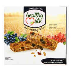 Healthy Mate Mixed Berry Granola Bars