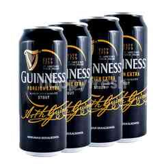 Guinness Foreign Extra Stout Beer 4 Pcs x 500ml