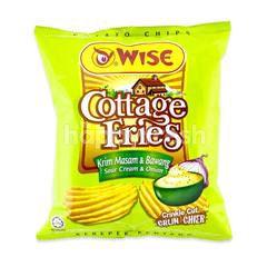 WISE Cottage Fries Krim Masam & Bawang