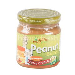 Healthy Mate Peanut Butter Unsweetened
