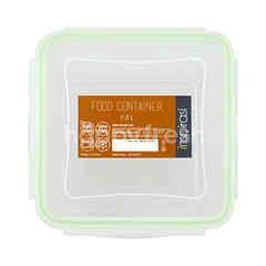 Inspirasi 1.2L Square Food Container