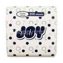 Joy Facial Tissue (200 sheets)
