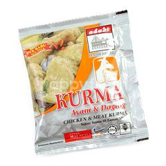 Adabi Chicken And Meat Kurma