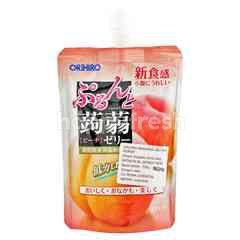 Orihiro Peach Jelly Drink