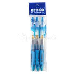 Kenko Pena Gel K-1 0.5mm Biru