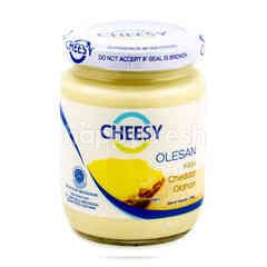 Cheesy Processed Cheddar Cheese Spread