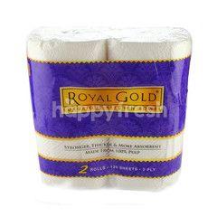 Royal Gold Luxurious Kitchen Towel