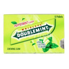 Wrigley's Doublemint Peppermint Gum