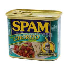 Spam Pork With Seasoning Spices