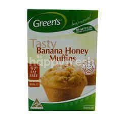 Green's Banana Honey Muffins
